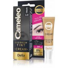 Delia Крем-краска для бровей Eyebrow Tint Cream Cameleo