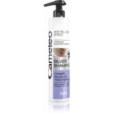 Delia Шампунь для светлых, осветленных и седых волос Cameleo Silver