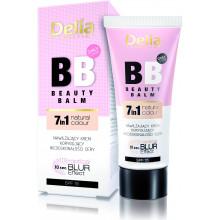 Delia Многофункциональный BB-крем для лица Beauty Balm 7в1