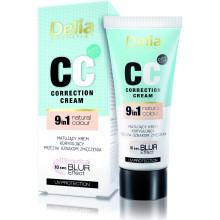 Delia Многофункциональный крем для лица CC Correction Cream 9в1 - Декоративная косметика (арт.20236)