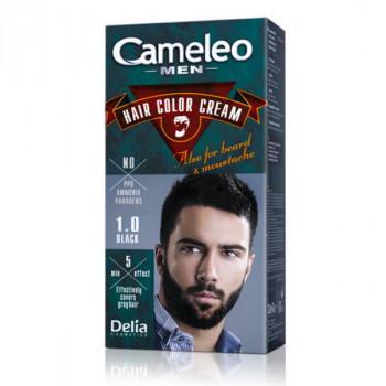 Delia Мужская краска для волос, бороды и усов Cameleo Men