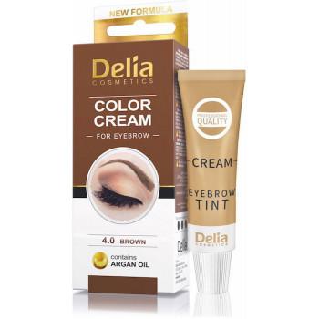Delia Крем-краска для бровей