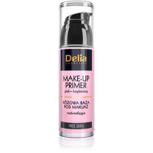 Delia Free Skin Праймер под макияж Розовый