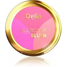 Delia Румяна Multicolor трехцветные