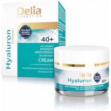 Delia Крем для лица с гиалуроновой кислотой Hyaluron Fusion 40+
