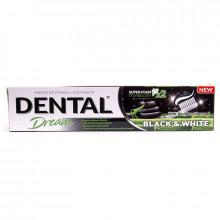 Зубная паста с активированным углём бамбука Black&White Dental Dream