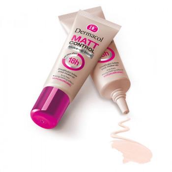 Dermacol Make-Up Матирующая база под макияж Base Matt Control 18h