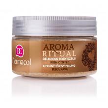 Dermacol Body Aroma Ritual Пилинг для тела нежный Ирландский Кофе