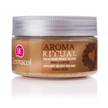 """Dermacol Нежный пилинг для тела """"Ирландский Кофе"""" Aroma Ritual"""