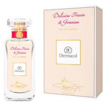 Dermacol Женская парфюмированная вода Delicious Freesia and Geranium