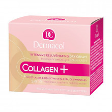 Распродажа Dermacol Интенсивно-омолаживающий дневной крем для лица SPF10 Collagen Plus