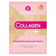Dermacol Интенсивно-омолаживающая маска для лица Collagen Plus