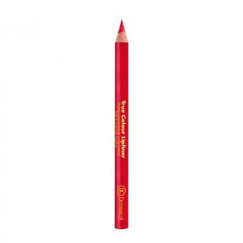Dermacol Стойкий карандаш для губ True Color Lipliner