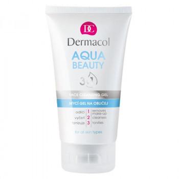 Dermacol Гель для умывания 3в1 для всех типов кожи Aqua Beauty