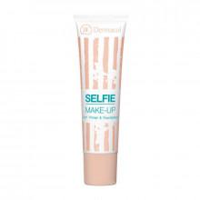 Dermacol Make-Up База под макияж и тональный крем 2в1 Selfie Make-up