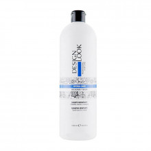 Design Look Увлажняющий шампунь для сухих и хрупких волос TC Hydra Care