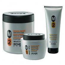 Echosline Маска для сухих и вьющихся волос М2