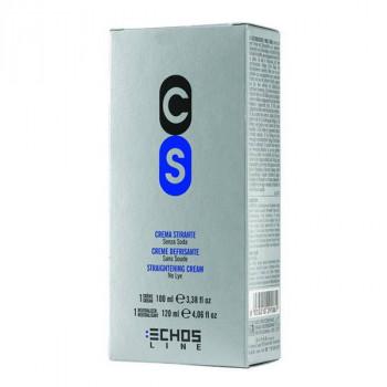 Echosline Крем для выпрямления волос Perm CS