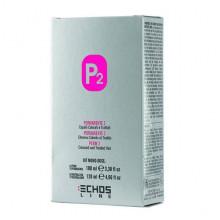 Echosline Комплект для химической завивки окрашенных волос Perm P2