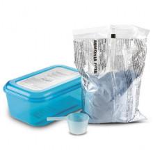 Echosline Безпылевой голубой осветляющий порошок для волос без аммиака
