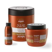 Echosline Питательная маска для волос с аргановым маслом Seliar Argan