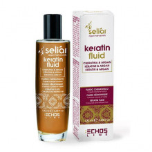 Echosline Масло для волос с кератином и арганой Seliar Keratin