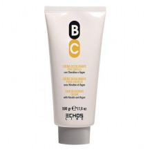 Echosline Осветляющий крем для волос с кератином и арганой BC