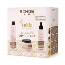 Echosline Подарочный набор для непослушных волос Seliar Discipline