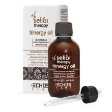 Echosline Концентрированный тоник для волос тройного действия Seliar Therapy Trinergy Oil