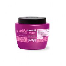 Echosline Маска с аминокислотами для защиты цвета окрашенных и осветленных волос Seliar Kromatik