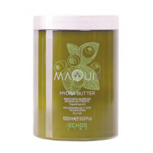 Echosline Маска веганская питательная для сухих волос Maqui 3 Hydra-Butter