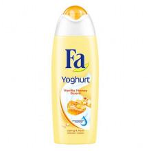 """Fa Крем-гель для душа с протеинами йогурта """"Ванильный мед"""" Yoghurt"""