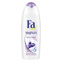 """Fa Крем-гель для душа с протеинами йогурта """"Черника"""" Yoghurt"""