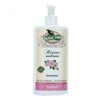Farmona Маска Роза для тонких и поврежденных волос Herbal Care