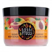 Farmona Пилинг сахарный для тела Персик&Манго Tutti&Frutti
