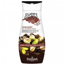 Farmona Гель для душа шоколадный Sweet Secret