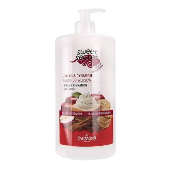 Farmona Маска для волос Яблоко&Корица интенсивное восстановление Sweet Secret