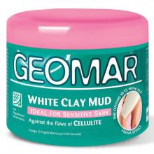 Geomar Антицеллюлитное грязевое средство с белой глиной для чувствительной кожи Body