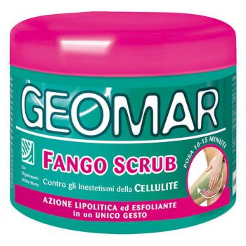 Geomar Грязевой скраб для тела с липолитическим действием Body