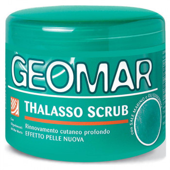 Geomar Скраб для тела с эффектом глубокого восстановления кожи Body Thalasso