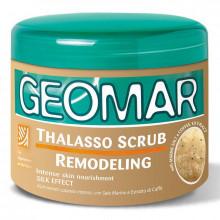 Geomar Ремоделирующий скраб для тела с морской солью и кофе Body Thalasso