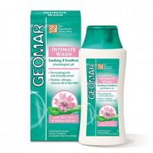 Geomar Успокаивающее и смягчающее средство для интимной гигиены с алоэ вера и экстрактом мальвы Body