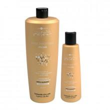 Hair Company Маска для волос с экстрактом шелка и алоэ вера Post Treatment Inimitable Color
