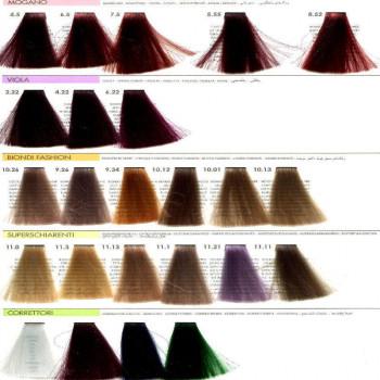 Ing Professional Профессиональная крем-краска Colouring Cream