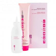 Ing Professional Набор для химического выпрямления Kit Straight Cream