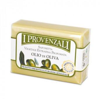 """I Provenzali Твёрдое растительное мыло """"Оливка"""" Vegetale"""