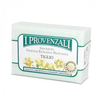 """I Provenzali Твёрдое растительное мыло """"Липа"""" Vegetale"""