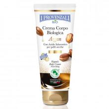 I Provenzali Питательный крем для сухой кожи тела с аргановым маслом и гиалуроновой кислотой Argan