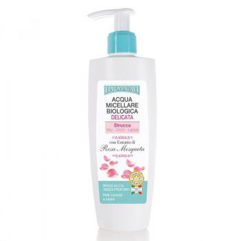 I Provenzali Мицеллярная вода для нормальной и комбинированной кожи лица с маслом розы Rosa Mosqueta
