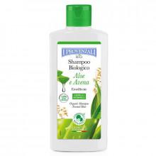 I Provenzali Смягчающий шампунь для нормальных волос с соком алоэ и экстрактом овса Aloe